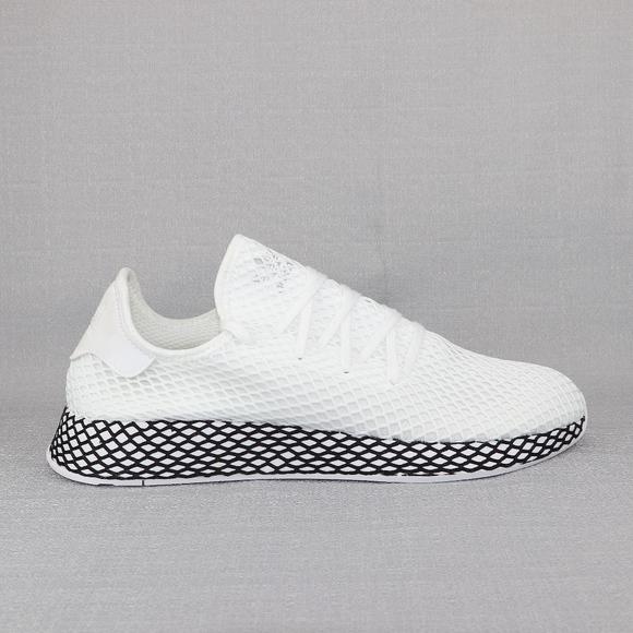 fa399d02a Adidas Originals Deerupt Runner White Black